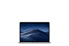 MacBook Pro 13 pollici con Touch Bar y 2 porte Thunderbolt 3 (Ultimo Modello)
