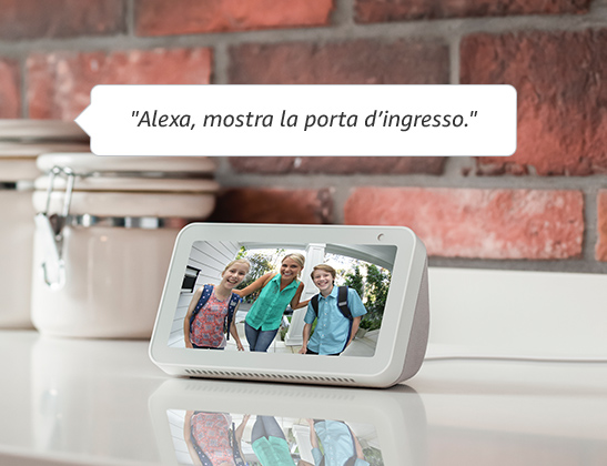 Compatibile con Alexa