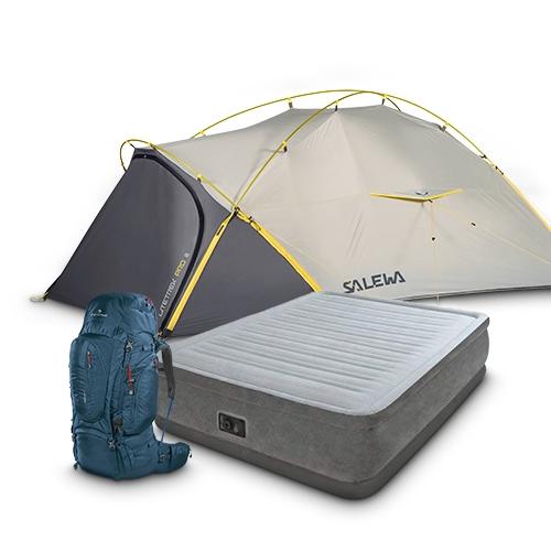 Fino al 40% in camping e outdoor