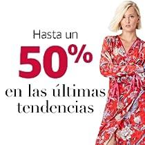 Hasta un 50% en Moda Exclusiva de Amazon