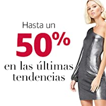 Hasta un 50% en Moda Exclusiva de Amazon