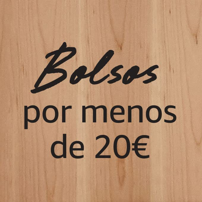 Bolsos por menos de 20€