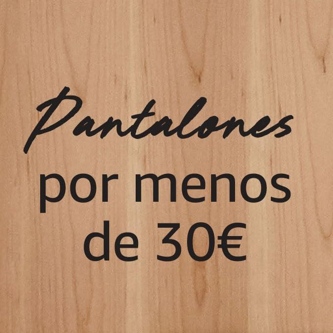 Pantalones por menos de 30€
