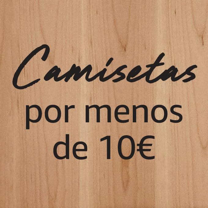 Camisetas por menos de 10€