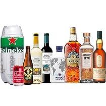 Ofertas de hasta un 40% de descuento en Bebidas Alcohólicas como Lagavulin, Heineken, Viñas del Vero y más