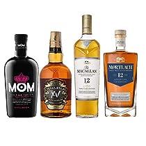 Ofertas de hasta un 40% de descuento en Bebidas Alcohólicas como Macallan, Chivas Regal y mucho más