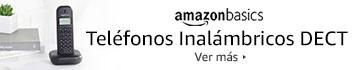 AmazonBasics:Teléfonos Inalámbricos DECT