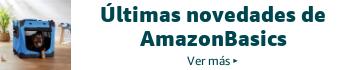 Últimas novedades de AmazonBasics