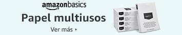 AmazonBasics Papel multiusos para impresora