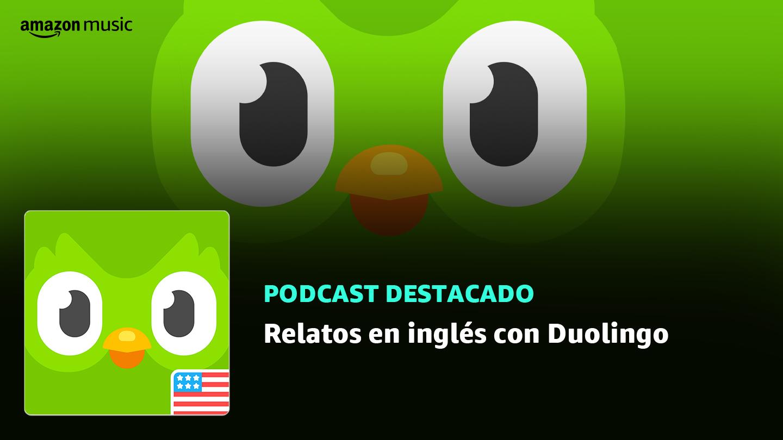 Relatos en inglés con Duolingo