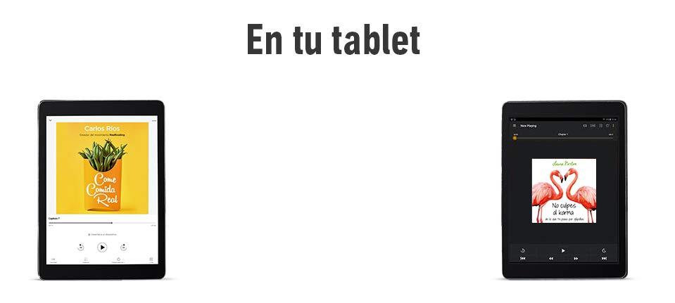 Descárgate la app en tu tablet