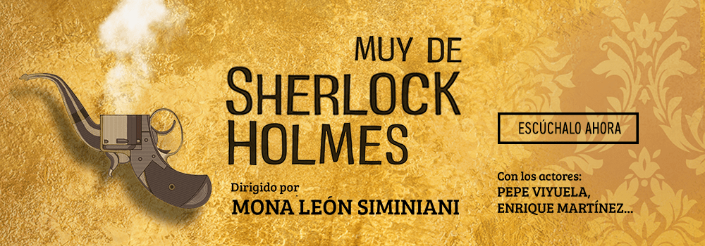 Muy de Sherlock