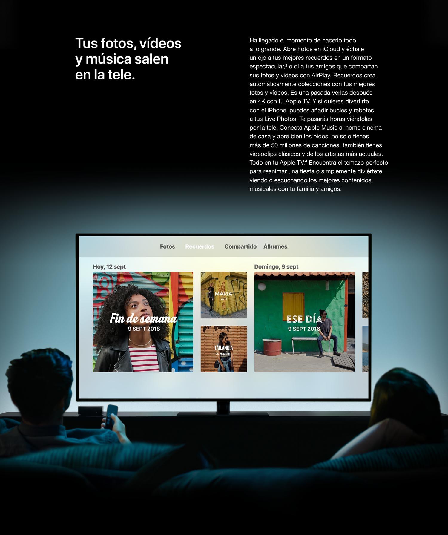 Apple TV 4K (de 64 GB): Apple: Amazon.es