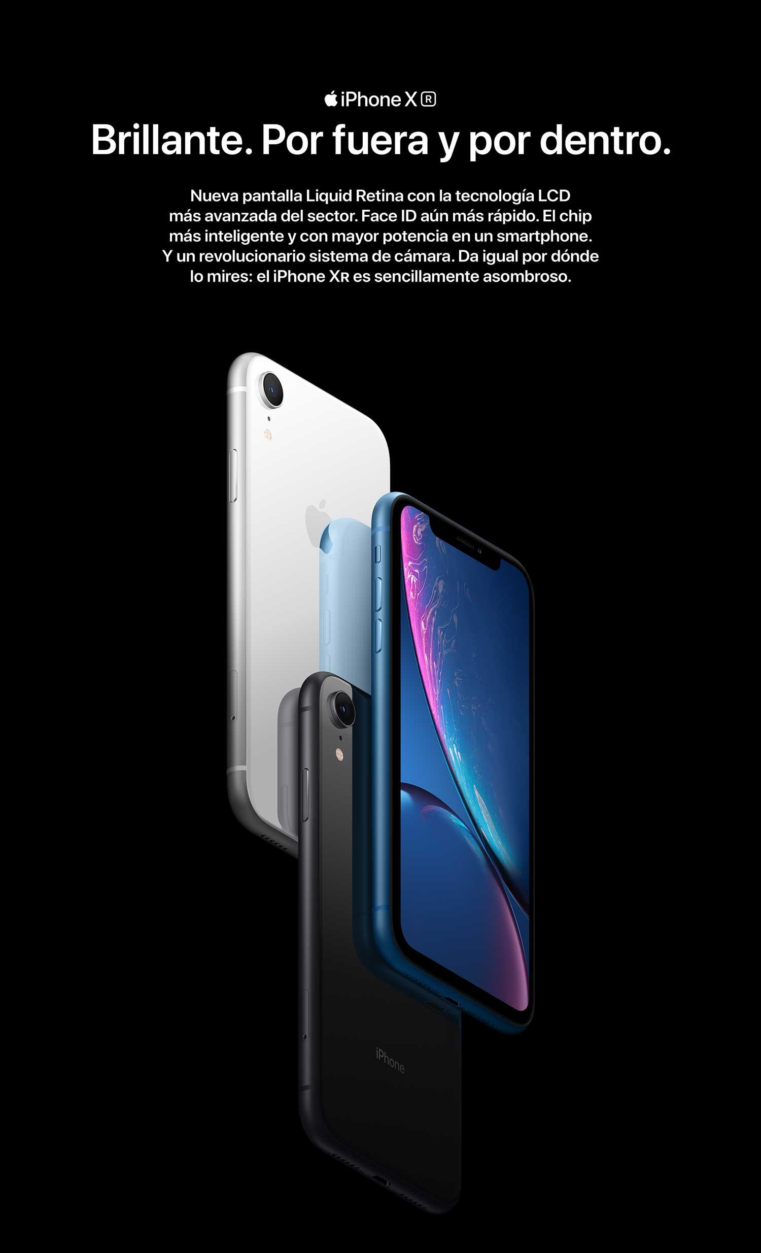 Apple iPhone XR: Apple: Amazon.es