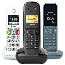 Gigaset: Ofertas en teléfonos fijos y para mayores