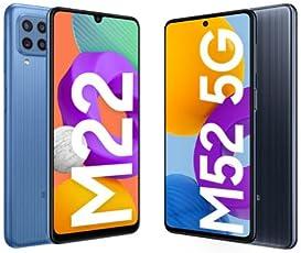 Samsung: Oferta en los nuevos M22 y M52 5G
