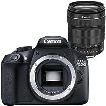 Canon EOS 1300D - Cámara reflex - kit con objetivo 18-135