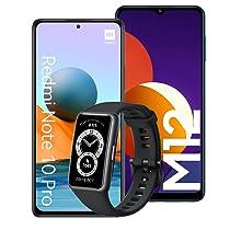 Ofertas en smartphones, smartwatches y audio
