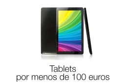 Tablets por menos de 100 euros