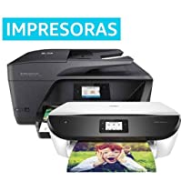 Ofertas en impresoras de HP, Epson y Brother