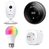 Hasta 40% en productos Smart Home