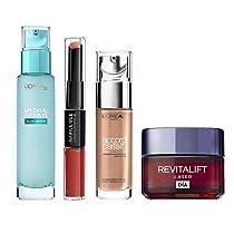 Hasta 25% en una selección de L'Oréal y Maybelline