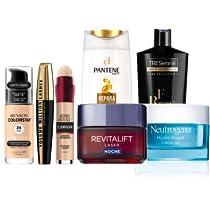 Hasta -30% en L'Oréal, Maybelline, Revlon, Neutrogena, H&S, OGX y más