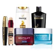 Hasta -30% en L'Oréal, Maybelline, Neutrogena, H&S, OGX y más