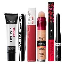 Hasta -40% en Maquillaje: Maybelline, L'Oréal, Revlon, Rimmel y más