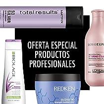 Ofertas en L'Oréal Professionnel, Redken, Matrix y Biolage