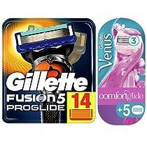 Hasta -30% en Gillette y Venus