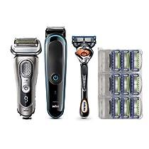 Hasta -60% en Braun y Gillette: Corta Barbas y Afeitadoras