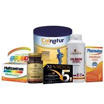 Hasta -45% en Vitaminas, Colágeno, Nutrición deportiva y más
