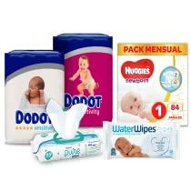 Oferta en Dodot, Huggies y WaterWipes