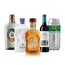 Ofertas en bebidas alcohólicas