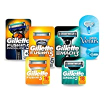 Hasta -40% en Gillette y Venus
