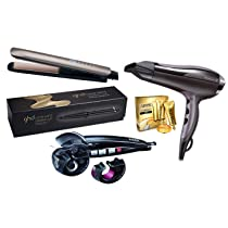 Hasta -40% en ghd, Remington, Babyliss y más.