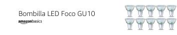 Bombilla LED Foco GU10