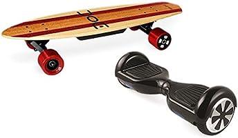 Ofertas en movilidad urbana: Hoverboards, patinetes y bicicletas eléctricas.