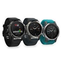 Garmin Fenix 5 - Reloj Multideporte con GPS