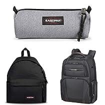 Hasta 50% en mochilas y accesorios Eastpak y Samsonite