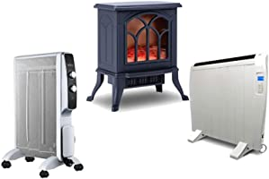 Calefacción, estufas y radiadores en oferta