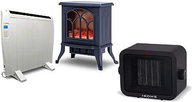 Oferta en radiadores, calefacción y estufas