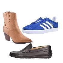Ahorra en una amplia selección de calzado multimarca