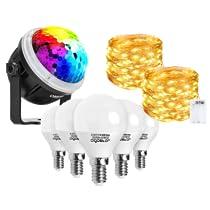 Oferta en lámparas e iluminación