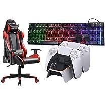 Gaming: sillas, accesorios y auriculares en oferta