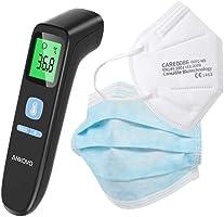 Oferta en mascarillas, termómetros y gel hidroalcohólico