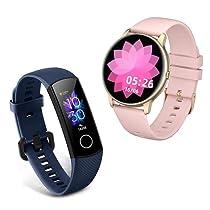 Smartwatches, smartbands para mantenerte en forma en oferta
