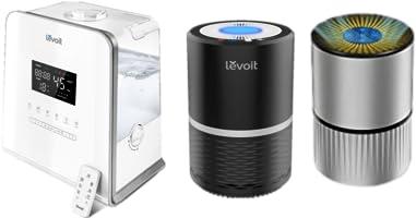 Ozonizadores, humidificadores y difusores en oferta