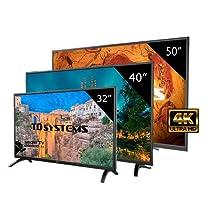 Selección de Televisores LED y Smart TV TD Systems Haier